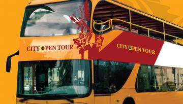 Elindult a Budatours új vállalkozása, a City Open Tour